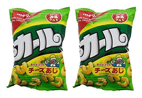 japanese cheese puffs - 1