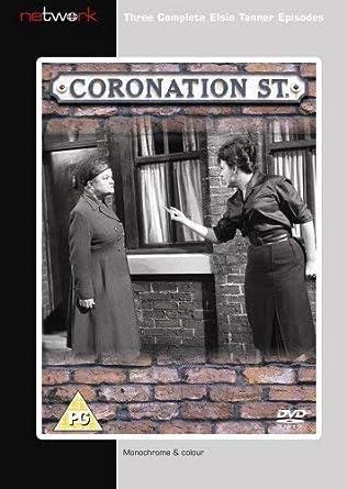 Coronation Street: 1961, 1970, 1984 - 3 Episodes with Elsie Tanner [DVD] [1960] [Reino Unido]