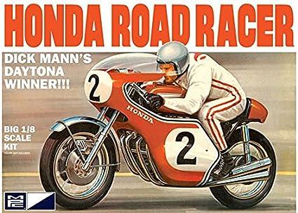 MPC MPC856 1 C.P.M 8 Dick Mann Honda 750 Road Racer Model Kit Multi