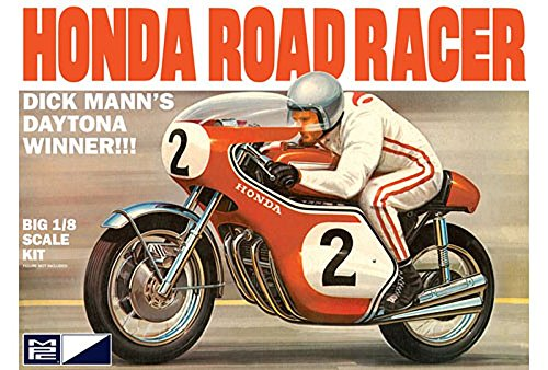 MPC 856 Honda Road Racer 1:8 Scale Plastic Model Kit - Requires Assembly