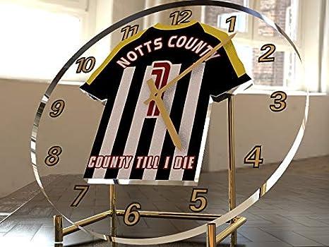 SKY Liga apuesta dos - fútbol KIT Relojes de escritorio - cualquier nombre, cualquier número