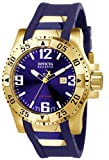 Invicta Men's 6254 Reserve Collection Excursion Blue Polyurethane Watch
