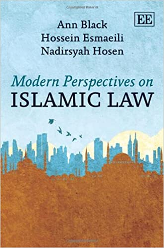 Book Modern Perspectives on Islamic Law
