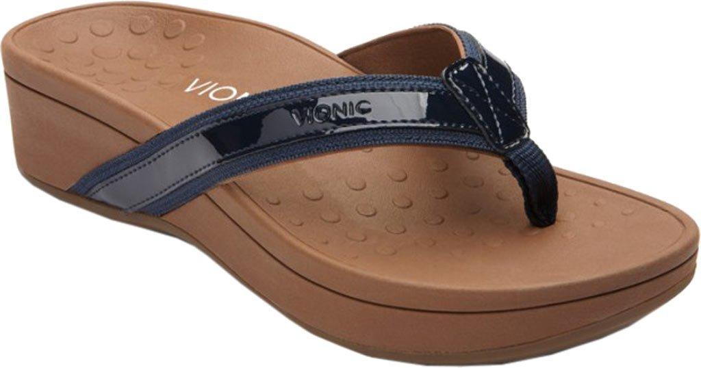Vionic Womens Womens 380 380 Hightide Pacific Leather Sandals Guerre Marine De Guerre e3f84e0 - automaticcouplings.space