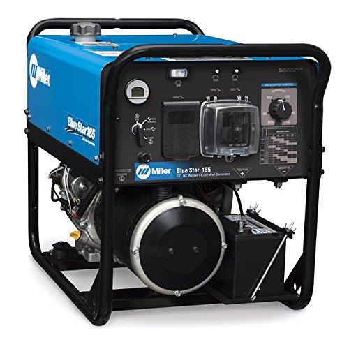 Engine Driven Welder, Gas, 13 HP -  Miller Electric, 907664