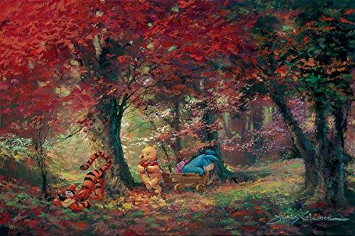 Edition Limited Fine Prints Art (Winnie the Pooh: