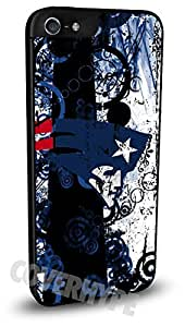 New England Patriots Cell Phone Hard Case for iPhone 5c