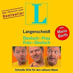 Langenscheidt Deutsch-Frau/Frau-Deutsch Hörbuch