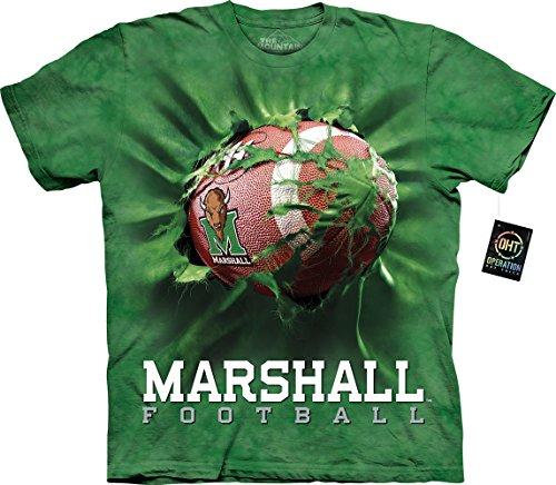 - The Mountain Men's Marshall University Football Breakthrough, Green, S