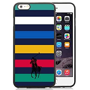 Durable and Fashionable Lauren Ralph Lauren 01 iPhone 6 Plus 5.5 inch Black TPU Case