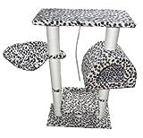 36″ Cat Tree Condo Furniture Scratch Post Pet House 08L, My Pet Supplies