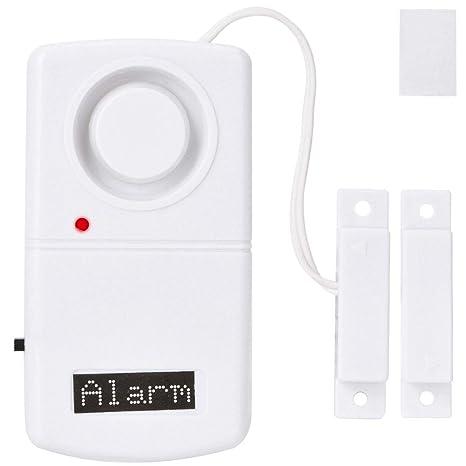 Alarma antirrobo para romper cables, alarma contra robos de ...