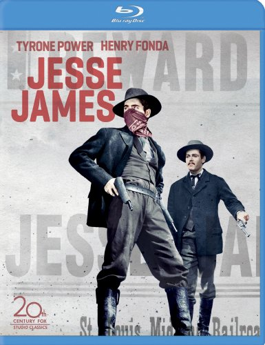 Jesse James Blu-ray by 20th Century Fox