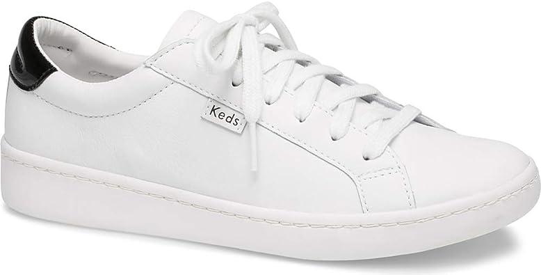 Amazon.com: Keds Ace Leather Sneaker: Shoes