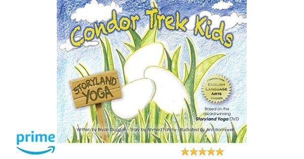 Condor Trek Kids: Storyland Yoga: Bryan Christopher Duggan ...