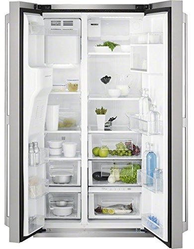 Electrolux – Frigorífico Side by Side A Independiente eal6143wox ...