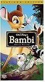 Bambi (Platinum Edition) VHS
