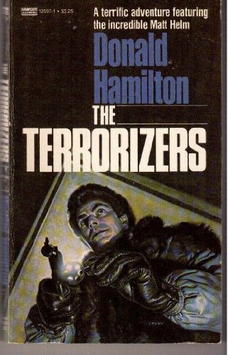 The Terrorizers by Donald Hamilton (1983-06-12)