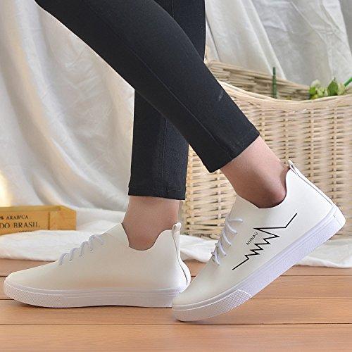 Respeedime Sandales 5 EU Compensées Femme Blanc 36 Blanc rr4pq