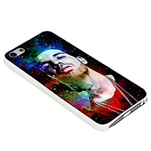 diy case Baby Drake Head Illustration Blue Sky Clouds case for iPhone 5 5s