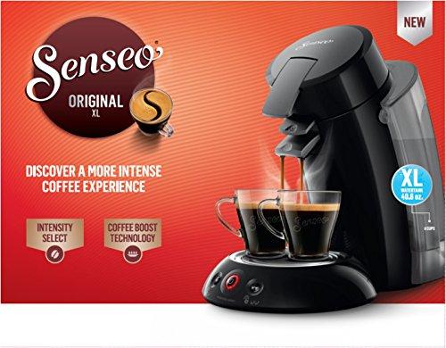 Senseo Coffee Maker XL - Model 2018 Bundle including Senseo Coffee Variety Pack Sampler -6-flavor (Pack of 6) by Senseo (Image #6)