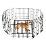 Best ALEKO Of Fences - ALEKO® 36 Inch Dog Playpen Pet Kennel Pen Review