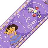 Dora the Explorer Dance Baila Wall Paper Border Roll