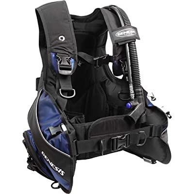 Genesis Drift Jacket Style Buoyancy Compensators