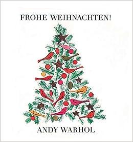 Frohe Weihnachten Amazonde Andy Warhol Bücher