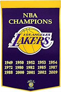 NBA Dynasty Banner NBA Team: Los Angeles Lakers