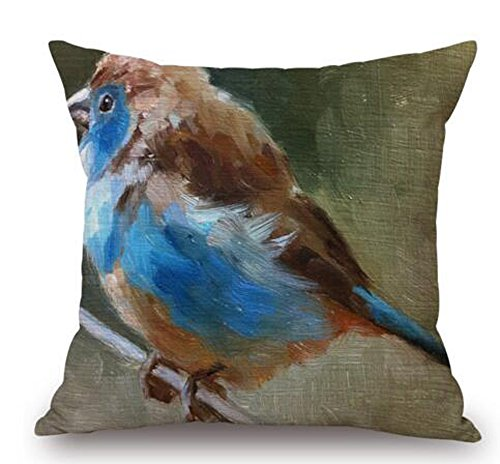 Painting Hundreds Cushion Decorative Inch 3