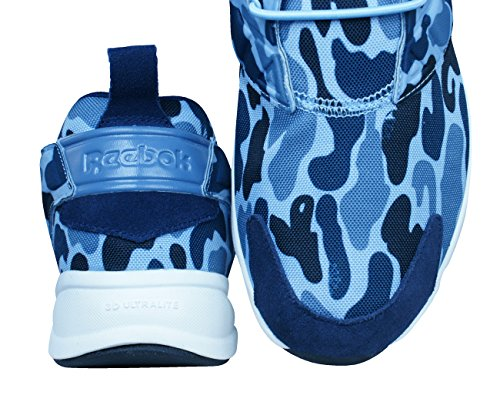 Furylite Reebok Homme Chaussures Blue Camo xPpqXpHw