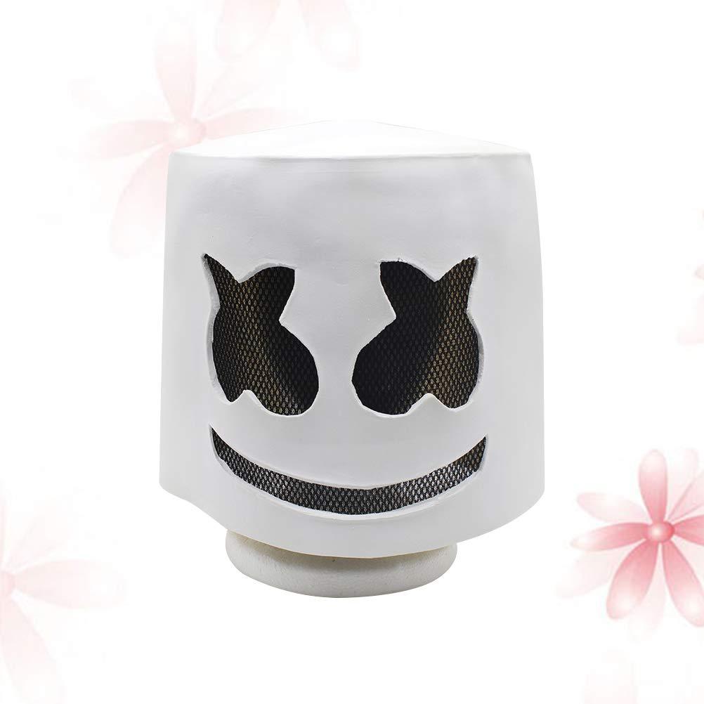 BESTOYARD DJ- Máscara de Halloween para Disfraz de Horror ...