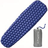 AlphaBeing Ultralight Air Sleeping Pad (Navy)