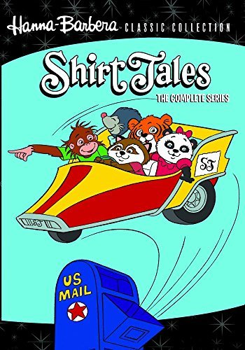 Price comparison product image Shirt Tales: The Complete Series