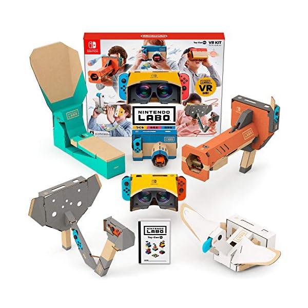 Nintendo Labo Toy-Con 04: VR Kit -Switch Japanese Ver. 1