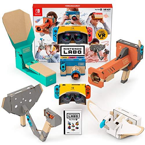 Nintendo Labo Toy-Con 04:VR Kit [通常版]