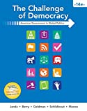 img - for The Challenge of Democracy: American Government in Global Politics (MindTap Course List) book / textbook / text book