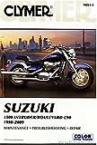 M261-2 Suzuki 1500 Intruder Boulevard C90 Motorcycle Repair Manual 1998-2009 Clymer