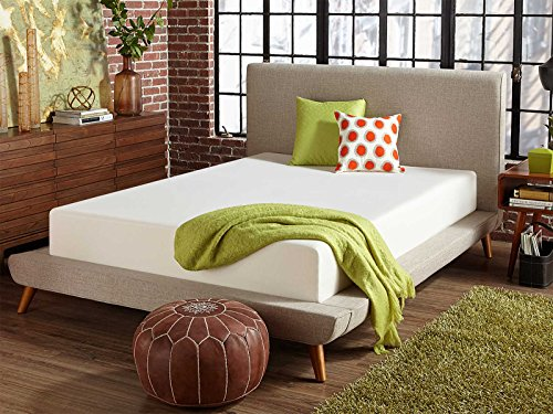 Live & Sleep Classic King Size Mattress - Memory Foam Mattress - 12-Inch - Cool Bed in a Box - Medium Firm - Advanced Support - Bonus Luxury Form Pillow - CertiPUR Certified - King