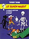 Lucky Luke, tome 25 : Le Ranch maudit par Morris