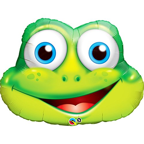 Funny Frogs Foil - 7