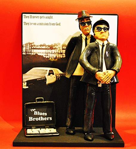 Figur - Action Figures - Knetmasse der legendären Blues Brothers