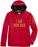 Boys' Under Armour Storm Hoodie - Iron Man