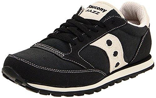 Saucony Originals Mens Jazz Low Pro Vegan Sneaker, Black, 41 D(M) EU/7 D(M) UK