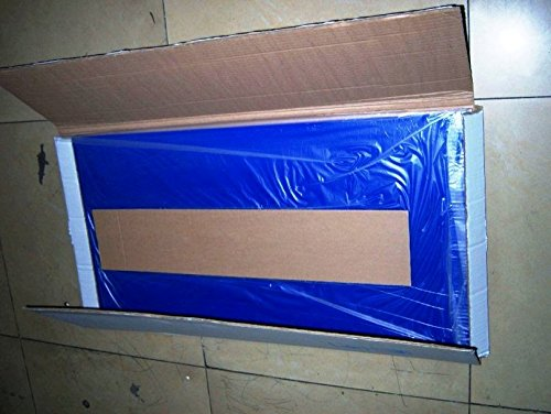 10 mats/Box, 30 Layers per Pad, 18'' x 36'', 4.5 C Blue Sticky mat, Cleanroom Tacky Mats/PVC Sticky Mats/Adhesive Pads, Used for Floor (for Home/Laboratories/Medical Offices use) by Cleanmo (Image #5)