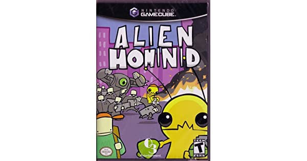Amazon.com: Alien Hominid - Gamecube: Artist Not Provided ...