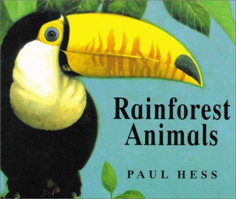 Download Rainforest Animals (Animal Verse) PDF