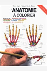 L'anatomie à colorier Paperback