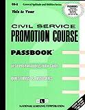 Civil Service Promotion Course, Jack Rudman, 0837367026